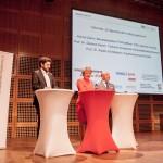 Talkrunde mit Prof. Dr. Aladin al Mafaalani (Universität Münster), Prof. Dr. Desiree Kamm (Beiratsmitglied TD-Plattform), Kemal Sahin (Beiratspräsident TD-Plattform)