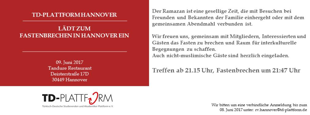 Hannover iftar