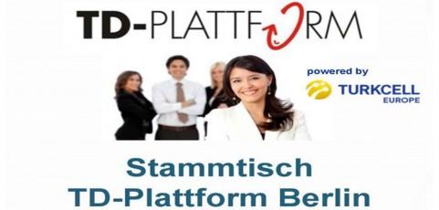 Gemeinsamer Berliner TD-Plattform Stammtisch mit ALBA Berlin Sportdirektor Mithat Demirel