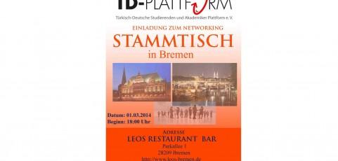 TD Plattform Stammtisch in Bremen