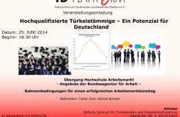 Hochqualifizierte Türkeistämmige – Ein Potenzial für Deutschland