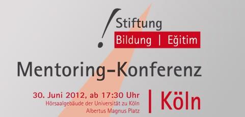 KomMENT am 30.06.2012 in Köln