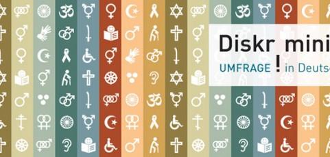 """""""Diskriminierung in Deutschland 2015"""""""