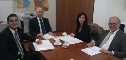 Finalgespräch mit dem Generalkonsul der Republik Türkei, Köln