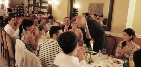 Iftar mit Generalkonsul Mustafa Kemal Basa und MdL Arif Ünal